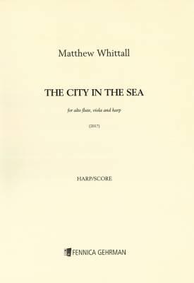 The City in the Sea : for alto flute, viola and harp