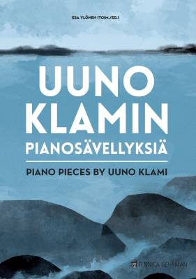 Uuno Klamin pianosävellyksiä - Piano pieces by Uuno Klami