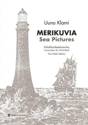 Merikuvia - Sea Pictures : large score