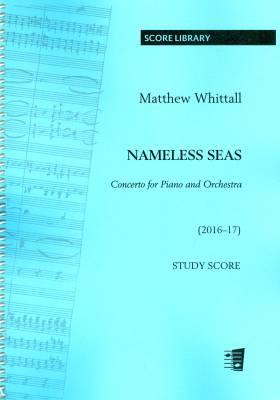 Nameless Seas : study score