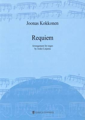 Requiem : arrangement for organ, urkusovitus