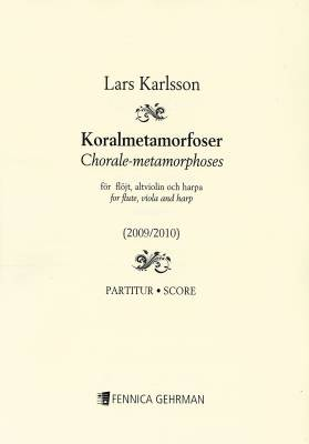 Koralmetamorfoser : Chorale-metamorphoses