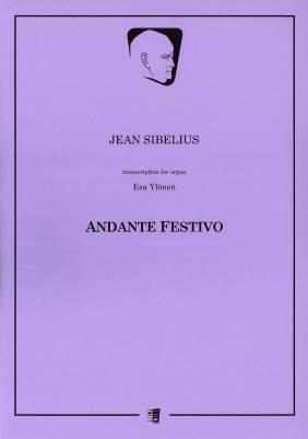 Andante festivo : arr. for organ / sov. uruille