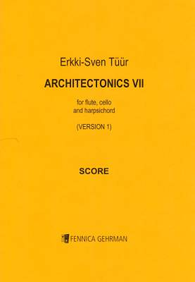 Architectonics VII, Version 1