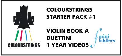 Colourstrings starter pack#1