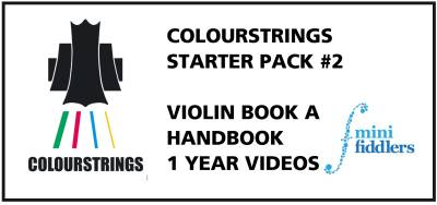 Colourstrings starter pack #2