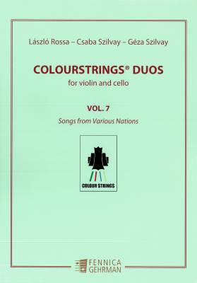 Colourstrings Duos for Violin and Cello, Vol. 7