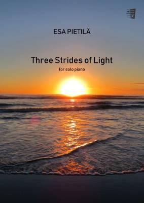 Three Strides of Light (piano)