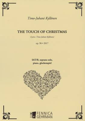 Touch of Christmas, The : for SAT/B, sopr, pf, glsp