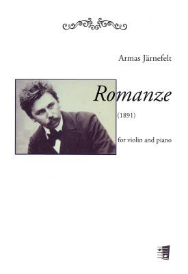 Romanze : Romance : vl, pf (1891)