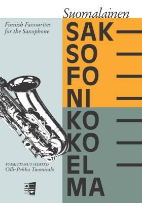 Suomalainen saksofonikokoelma - Finnish Favourites for the Saxophone (alto sax, piano)