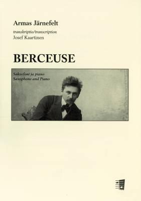 Berceuse / Kehtolaulu - Saxophone & piano