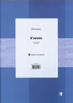 X'seven for violoncello