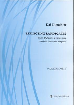 Reflecting Landscapes - score and parts