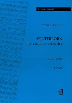 Winterborn for chamber orchestra - score