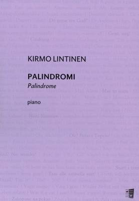 Palindromi : Palindrome (pf)