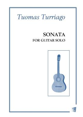 Sonata for Guitar solo - Guitar