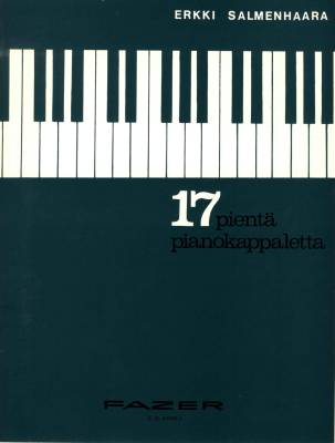 17 pientä pianokappaletta / 17 Little Piano Pieces