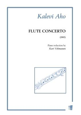 Flute Concerto - Solo part & piano reduction