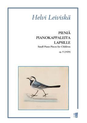 Pieniä pianokappaleita lapsille - Piano