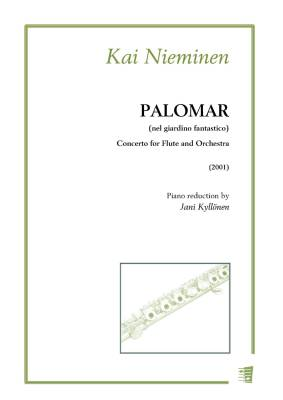 Palomar - Concerto for Flute and Orchestra: Solo part & piano reduction