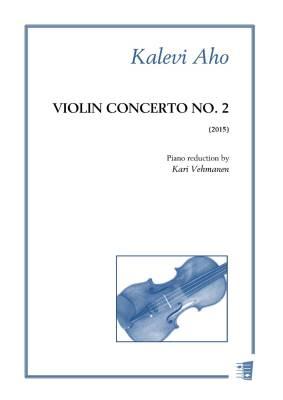 Violin Concerto No. 2 - Solo part & piano reduction