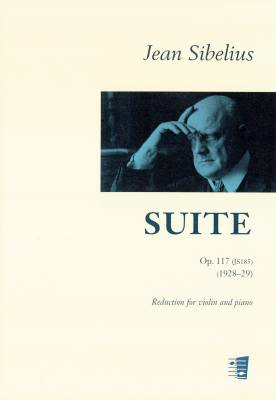 Suite for Violin op. 117 : reduction