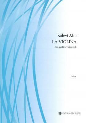 La Violina for four violins - Score & parts