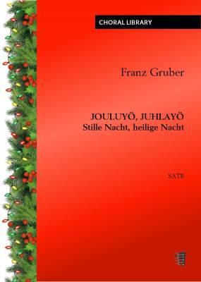 Jouluyö, juhlayö / Stille Nacht, heilige Nacht (PDF)