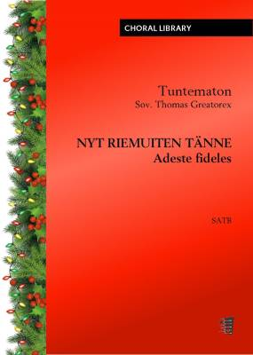 Nyt riemuiten tänne / Adeste fideles (PDF)