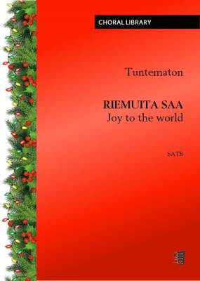 Riemuita saa (Joy to the World) (PDF)