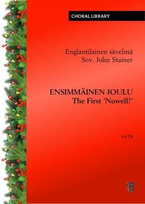 Ensimmäinen joulu (The First 'Nowell!') (PDF)