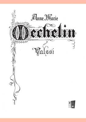 Valssi / Valse - Piano (PDF)