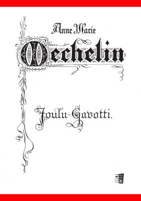 Joulu-Gavotti / Christmas Gavotte - Piano (PDF)