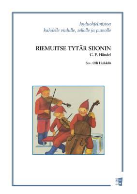 Riemuitse tytär Siionin (PDF)