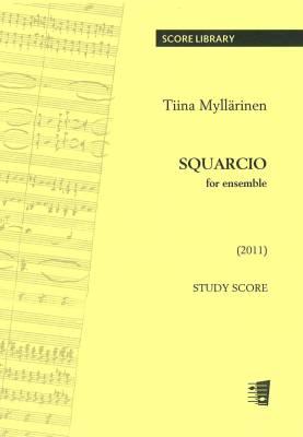 Squarcio for ensemble - Study score