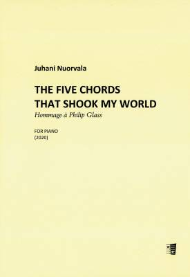 The Five Chord That Shook My World - Piano