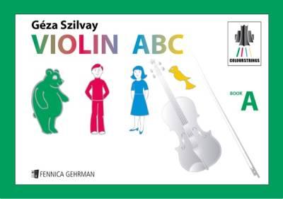 Colourstrings Violin ABC: Book A (epub)