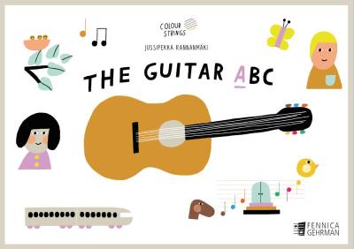 Guitar ABC: Book A
