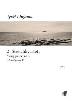 String Quartet No. 2 (2. Streichquartett) - Score & parts