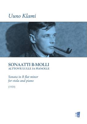 Sonata in B flat minor for viola and piano
