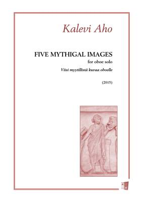 Five Mythical Images - Oboe