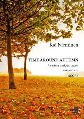 Time Around Autumn : score and parts