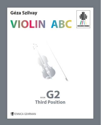 Colourstrings Violin ABC: Book G2 – Third position