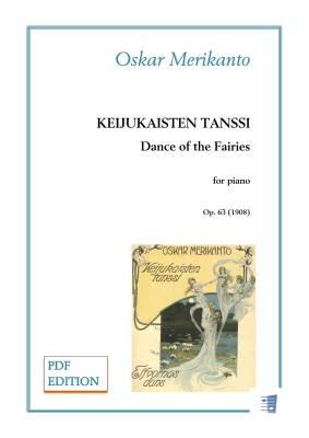 Keijukaisten tanssi - Piano (PDF)
