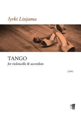 Tango for violoncello and accordion - Score (accordion) & cello part