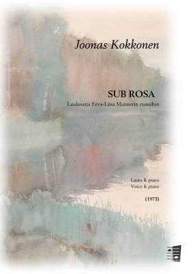 Sub rosa - Voice & piano
