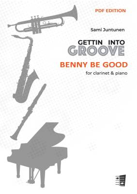 Benny Be Good - clarinet & piano (PDF)