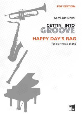 Happy Day's Rag - clarinet & piano (PDF)