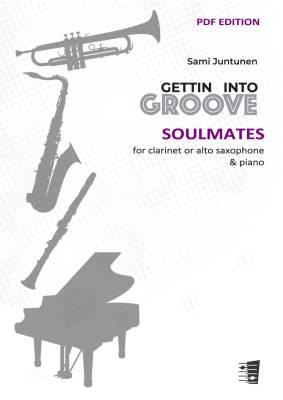 Soulmates - clarinet or alto saxophone & piano (PDF)
